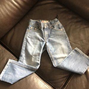 Vintage blue Levi's jeans